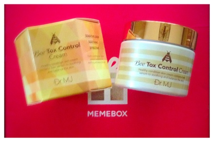 Dr Mj Bee Tox Cream