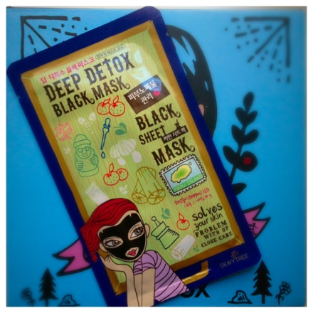 dewytree detox mask